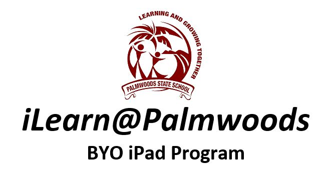 BYO iPad is coming to Palmwoods SS